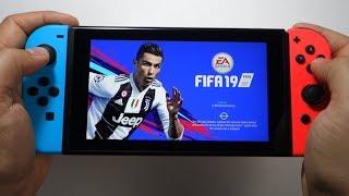 ФІФА 19 Нінтендо перемикати гру