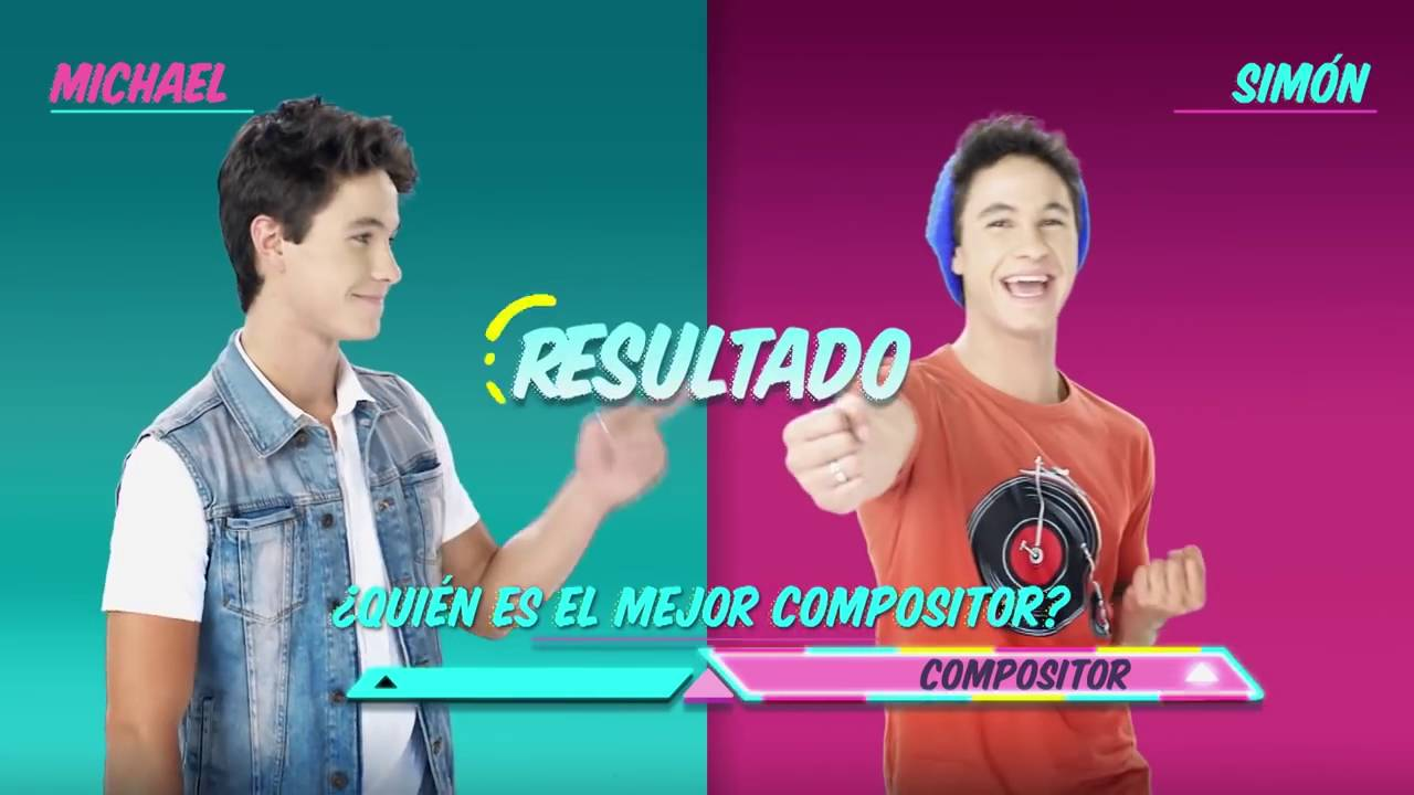 Populaire Fab and chic : Soy Luna Who is Who Michael vs Simón - YouTube LQ78