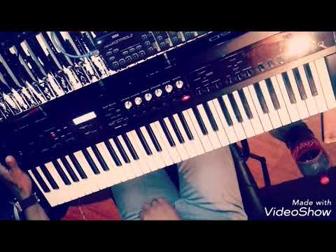 Wassup - Abraham Laboriel - cover synthe (korg ps60)