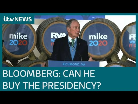 Mike Bloomberg: A Puzzling Presidential Candidate? | ITV News