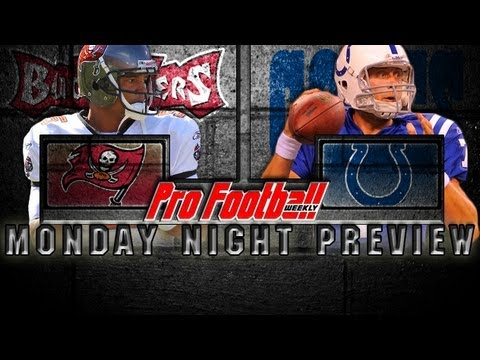 Can Curtis Painter lead the Colts to a win over Josh Freeman and the Buccaneers?
