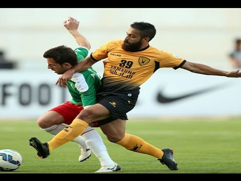 Al Wehdat vs Qadsia SC: AFC Cup 2015 (Rd of 16)