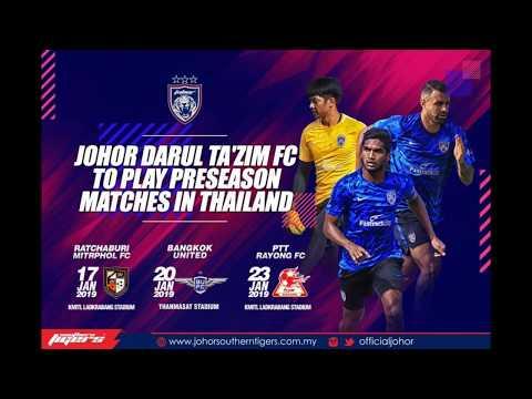 Pramusim JDT 2019 I Thailand I PENGENALAN