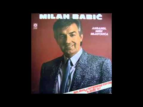 Milan Babic - Nisam te se nagledao - (Audio 1987) HD