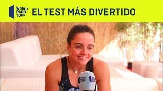 Conoce a Paula Josemaría en 20 preguntas | World Padel Tour