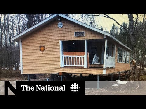 CBC News: The National: Shopping for home climate change protections carries its own risks