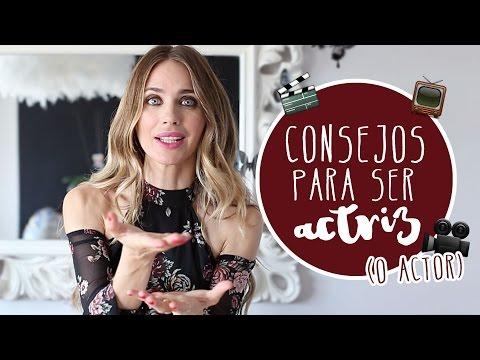Vanesa Romero TV - Consejos para ser actriz