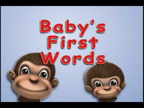 Monkisee Baby S First Words Preview Teach Your Baby To