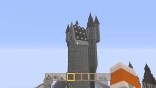 Minecraft Hogwarts Update #2 - Astronomy Tower