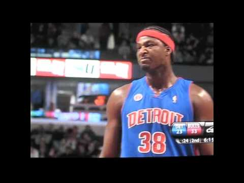 Neil Funk and Stacey King assess Kwame Brown