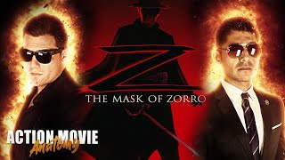 The Mask of Zorro | Action Movie Anatomy