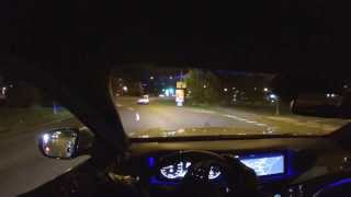 2014 Mercedes-Benz New S-class Review in Stockholm GoPro Hero3 POV