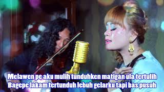 Lagu,Syair/Teks Balasen Kaperas Tongging-Novita Br Barus-Cipt.Sudarto Sitepu