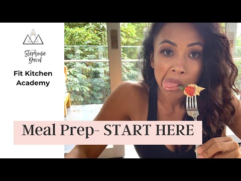 VLOG: SO YOU WANT TO START MEAL PREPPING
