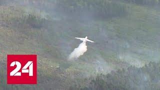 МЧС: высока вероятность возникновения новых пожаров в Сибири и на Дальнем Востоке - Россия 24