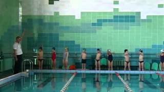 Видео Фильм «Плавание - Первые Уроки» - Часть 1