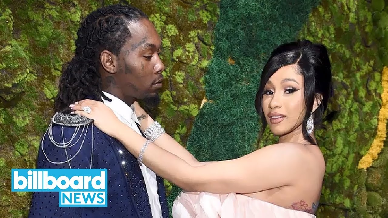 Cardi B Opens Up About Her Relationship With Offset: 'Monogamy Is the Only Way' | Billboard News