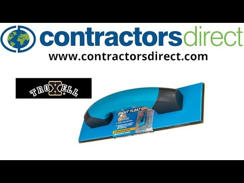 FloorMaster 09-43PXL Grout Float From Contractors Direct