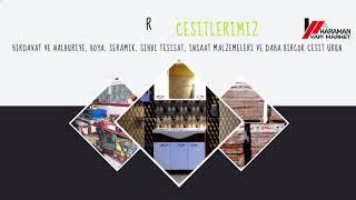 Karaman Yapı Market Tanıtım Videosu