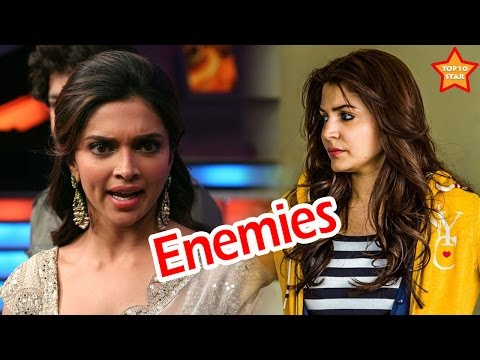 9 Bollywood Celebrities Who Will Never Be Friends