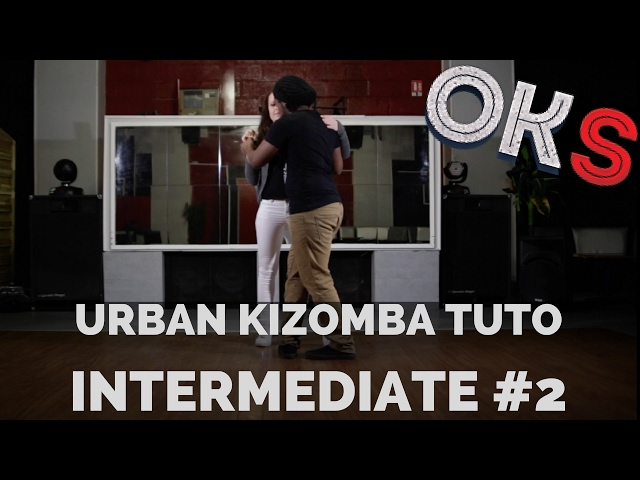 Urban Kizomba Tutorial - Intermediate Move #UI2 🎓 OKS 🎓