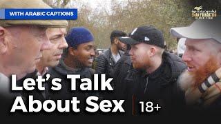 لنتحدث عن الجنس|  +18 Let's Talk About Sex