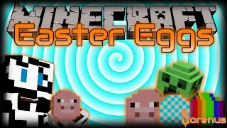 EASTER EGGS IN MINECRAFT! | Sorenus Mods 196