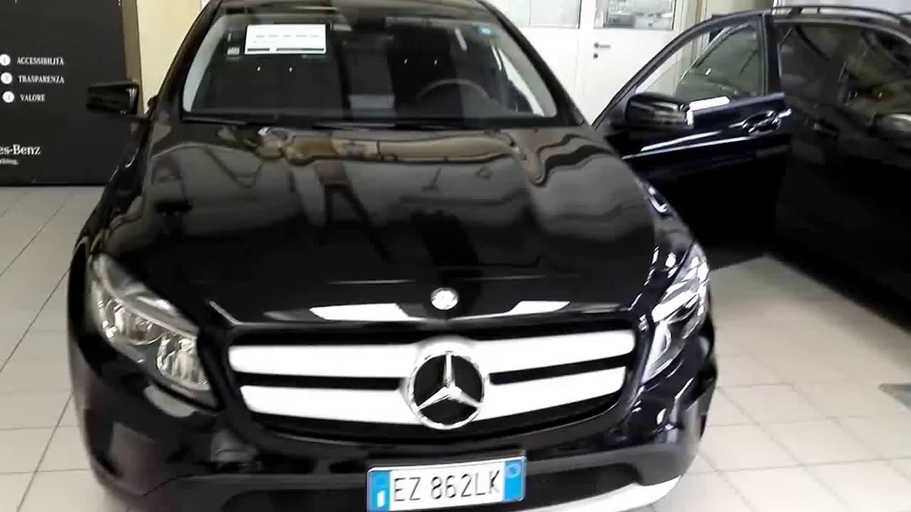 mercedes gla 180 cdi executive auto youtube. Black Bedroom Furniture Sets. Home Design Ideas