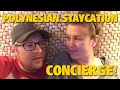 From the Archives | Craig & Kylie 'Staycation' Concierge-Style at the Polynesian Village Resort