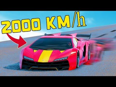 2000 km/h Zentorno HACKER INVENCÍVEL NO GTA V!