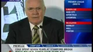 Neil Lennon unveiled as Celtic boss (Pt 1)