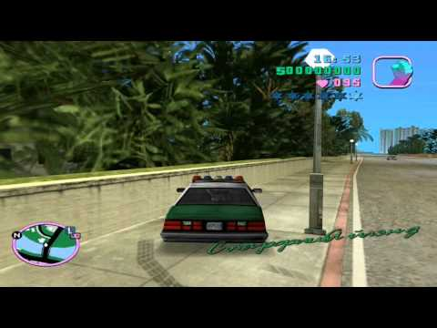 How To Get To LockeD Island In Grand Theft Auto Vice City [PC]