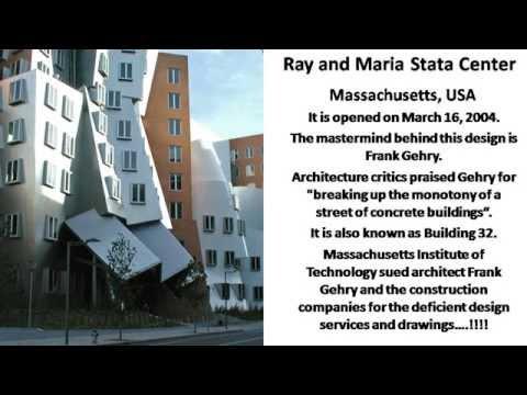 top 7 strange buildings of the world