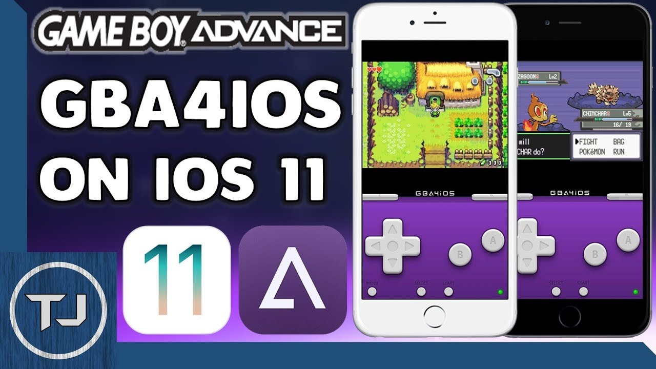gameboy emulator iphone how to install gba4ios emulator for ios 11 iphone 10685