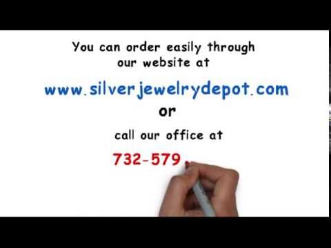 Silver 925 Sterling Jewelry Wholesale Suppliers Online | sjdjewels.com