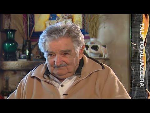 Jose Mujica: 'I earn more than I need' - Talk to Al Jazeera