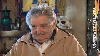 Jose Mujica: 'I earn more than I need' - Talk to Al Jazeera