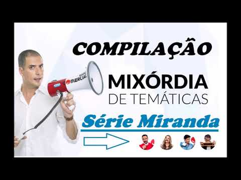 Ricardo Araújo Pereira - Mixórdia de tematicas Serie Miranda (3/6)