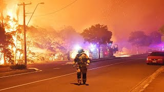 Conditions set to worsen in fire ravaged Qld