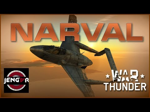 War Thunder Premium Review: S.O.8000 Narval [Beauty & Beast]