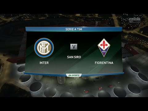 FIFA 16 - Inter Milan vs. Fiorentina @ San Siro / Stadio Giuseppe Meazza
