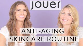 Jouer Cosmetics Anti-Aging Skincare Routine - Filmed at ipsy Open Studios