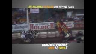LOS MEJORES PALOS DEL ESTIVAL 2008/09 MIDGET BAHIA BLANCA ARGENTINA