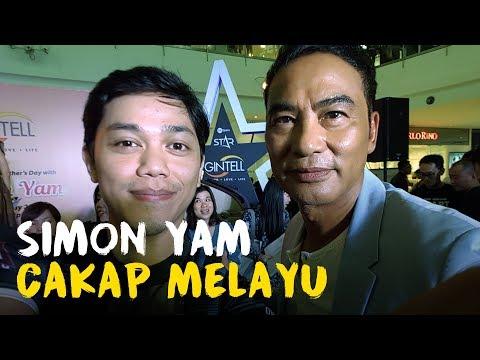 Simon Yam Cakap Melayu