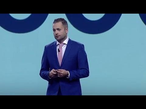 NetApp Insight Berlin - General Session Day 3