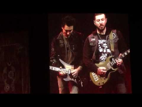 Avenged Sevenfold - The Stage (Live Metro Radio Arena Newcastle)
