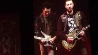 Avenged Sevenfold - The Stage (Live Metro Radio Arena Newcastle)