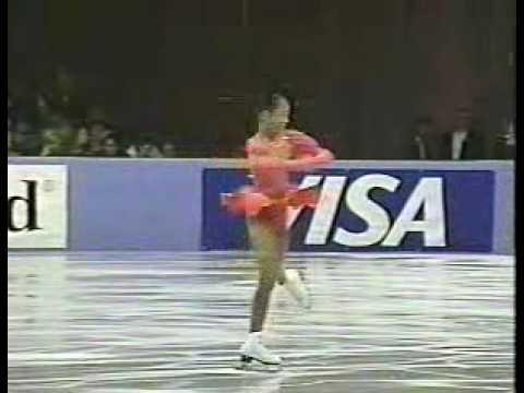 Michelle Kwan 1993 US Nationals LP Miss Saigon