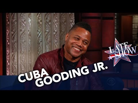 How Cuba Gooding Jr. Got To Say 'Show Me The Money!'
