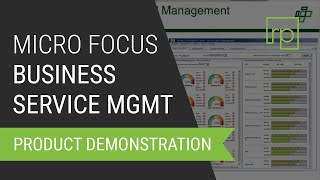 HP Business Service Management (BSM) Demo